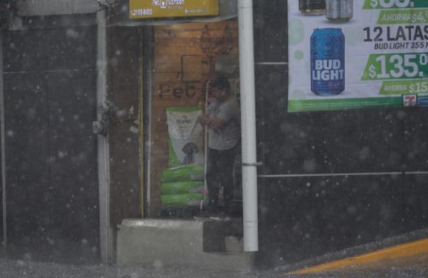 Persisten lluvias y altas temperaturas en mayor parte del país
