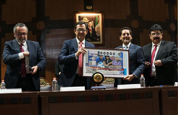 Loteria Nacional se une a la conmemoración del Día del Trabajo