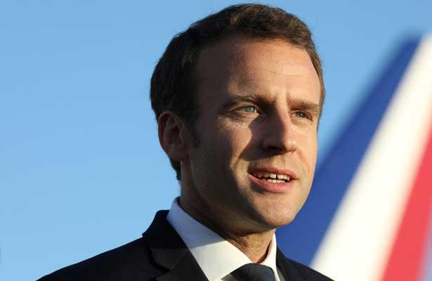 "Macron ""sabrosea"" a la esposa del primer ministro de Australia"