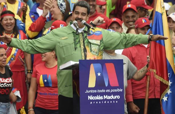 Maduro promete resolver la crisis económica