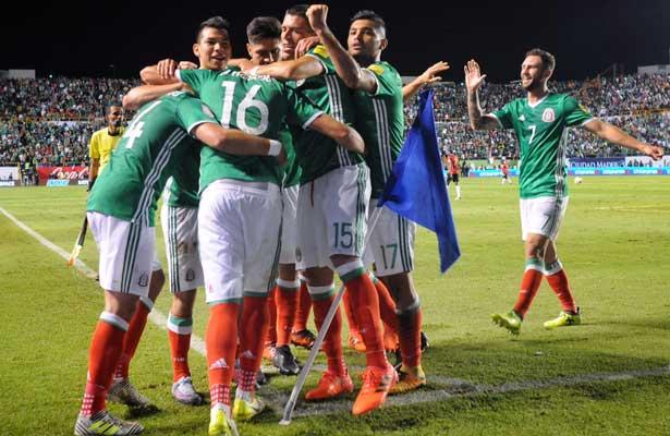 A un mes del mundial, México en el lugar 15 del ránking de la FIFA