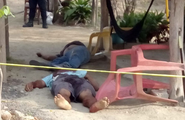 Balacera en balneario de Oaxaca deja dos muertos
