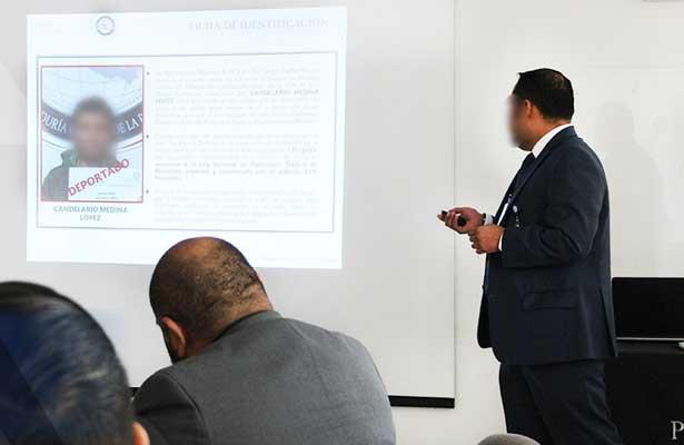 Presenta PGR plan nacional de Operación Roca