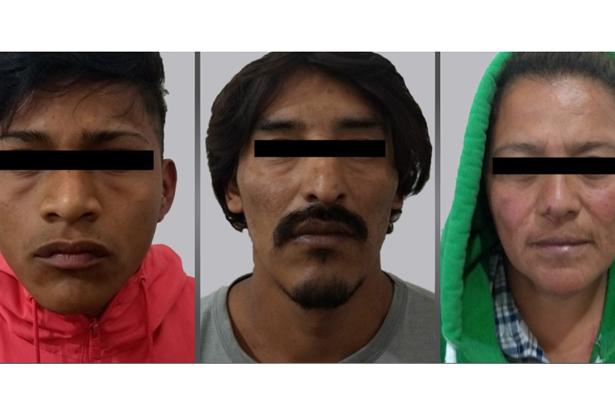 Acuchillan a un sujeto en Ecatepec; ahora están detenidos