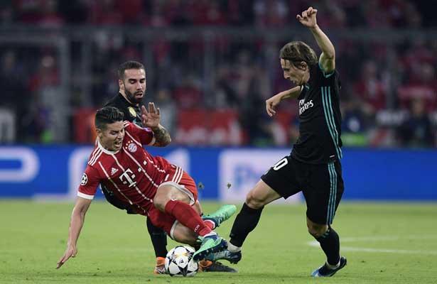 Buscará Real Madrid firmar su pase a la final de la Champions League