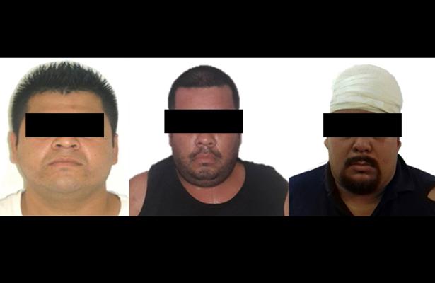 """Se les acabo el veinte, """"apañan"""" a banda de secuestradores en Veracruz"""