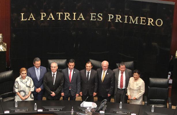 Senado de la República, protagonista de los cambios en México