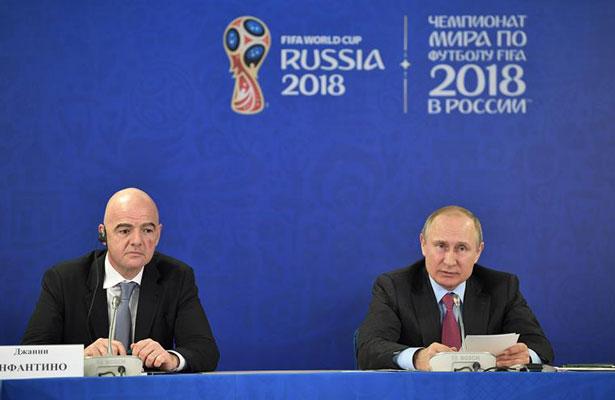 La FIFA multa a la Federación Rusa por gritos racistas durante partido