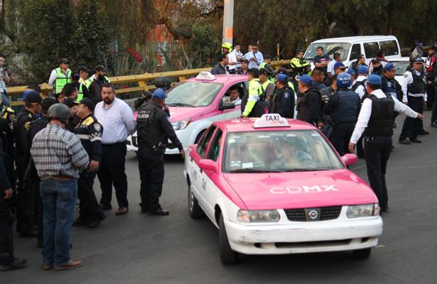 Fueron sancionados 205 conductores que ofrecen servicio irregular de taxi