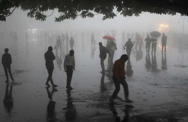 Tormentas en la India ha provocado 94 muertos
