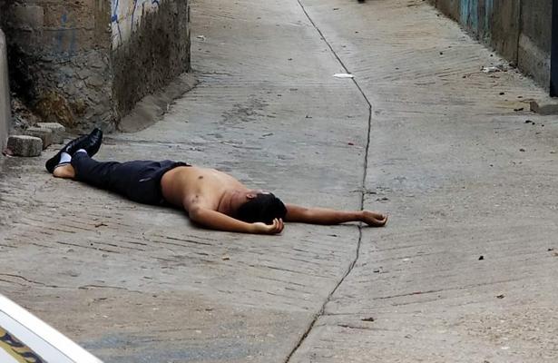 Localizan dos cuerpos con huellas de violencia en Oaxaca