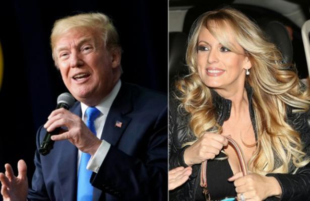 Trump admite que pagó por el silencio de la actriz porno Stormy Daniels