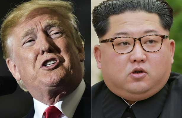 Ya hay fecha de reunión entre Trump y Kim Jong-un