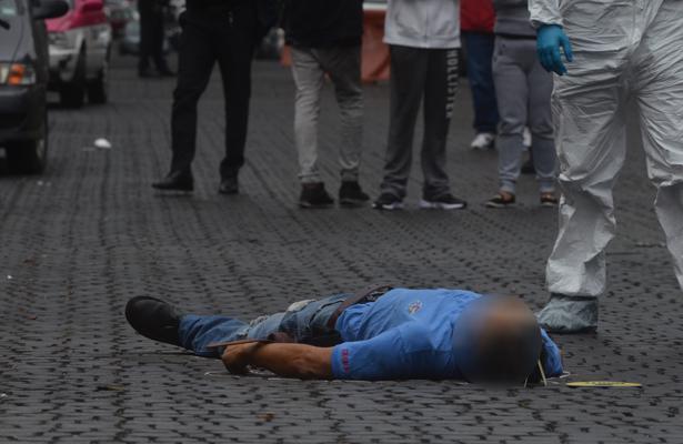 Franelero muere a balazos durante una riña