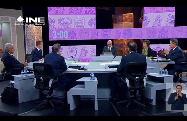 Vieron el tercer debate más de 10.7 millones: Córdova