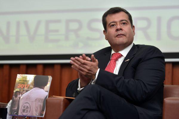 RECIBE JEFE DE GOBIERNO INFORME ANUAL 2017 DE DERECHOS HUMANOS CDMX