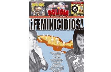 ¡FEMINICIDIOS!