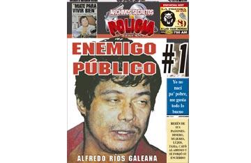 ENEMIGO PÚBLICO #1, maestro del crimen