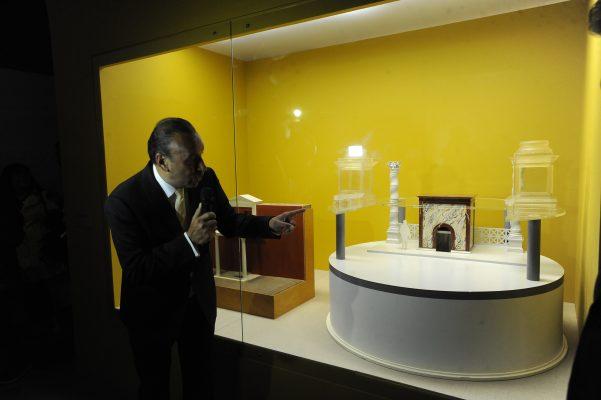 Antiguo Colegio de San Ildefonso abre sus puertas a la exposición Vaticano