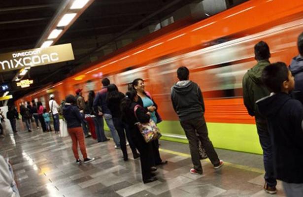 Metro implementa marcha de seguridad por lluvias