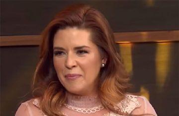 Alicia Machado recuerda romance con Luis Miguel