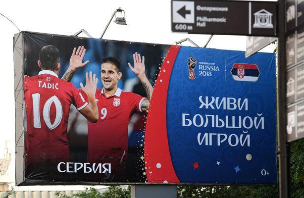 Todo se acelera a cuatro días del comienzo del Mundial