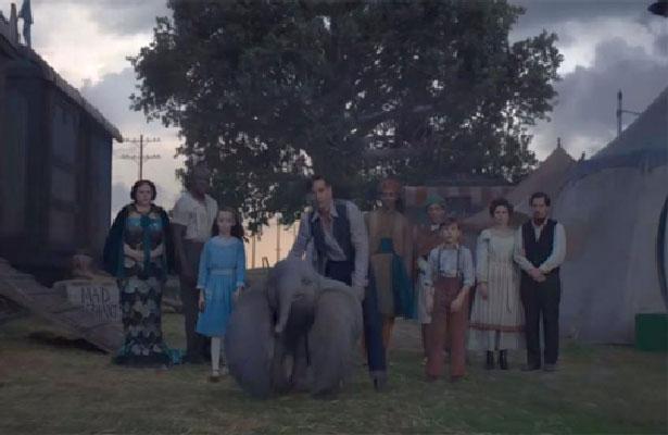¡Ya está el trailer del live action de Dumbo!