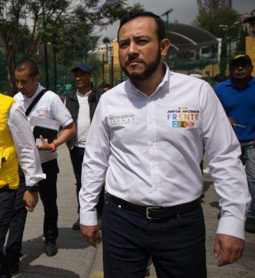 Creará Héctor Serrano en Álvaro Obregón un reordenamiento territorial