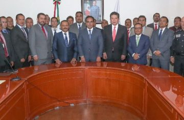 Acuerdos y estrategias contra la inseguridad en Naucalpan