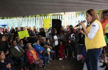 Karen Quiroga impulsará el reciclaje y el uso de bolsas ecológicas en Iztapalapa