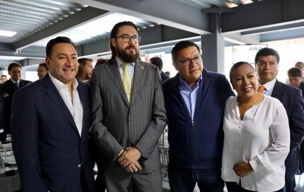 Trabajará Edgar Olvera apoyando a empresarios