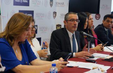 Destacan combate a la trata de personas en el Estado de México