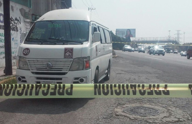 Se opone al asalto y lo matan a balazos en la México-Pachuca