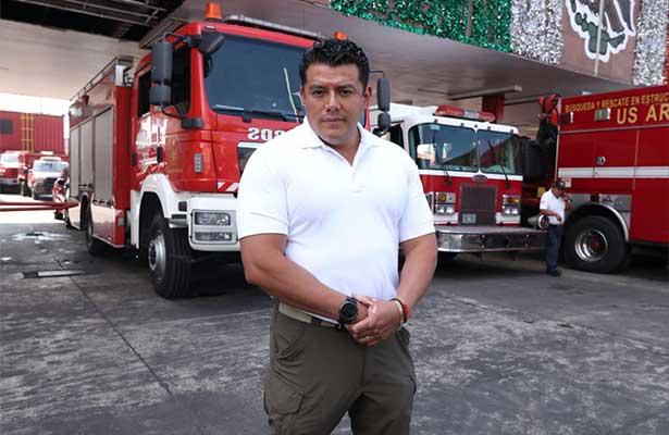 Citarían a declarar a Ismael Figueroa tras muerte de bombero