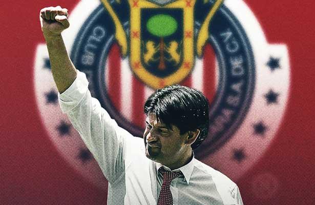 José Saturnino Cardozo nuevo DT de Chivas