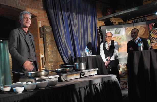 Muere el célebre chef Anthony Bourdain