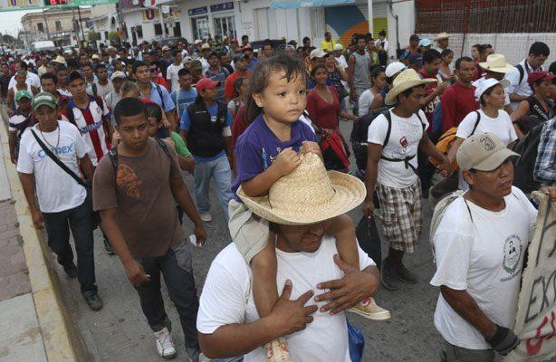 Otorga el INM capacitación a autoridades migratorias del Triángulo Norte de Centroamérica