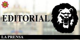 Editorial / Tláloc y la deficiencia / La misma cantaleta