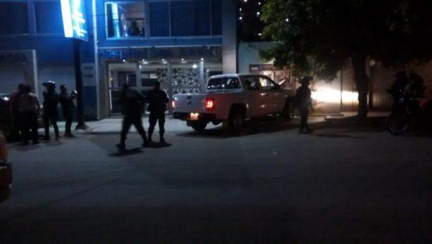 A balazos ejecutan a damita en Oaxaca