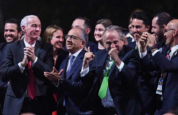 México, E.U y Canadá, la sede para el Mundial 2026 [VIDEO]