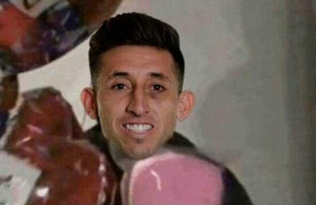 Así le irá a Héctor Herrera cuando llegue a casa