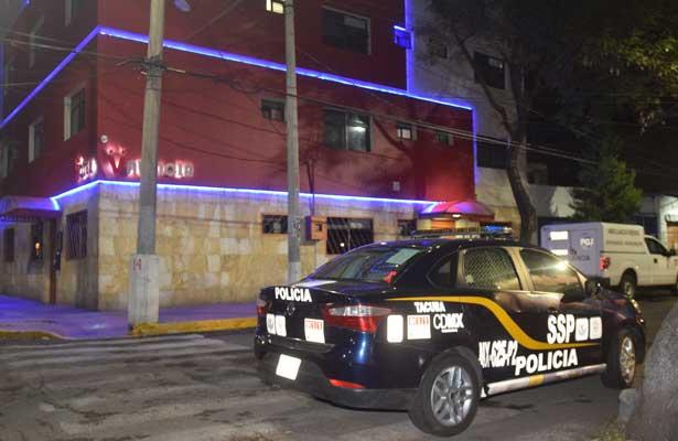 Misteriosa muerte en hotel de Tacuba