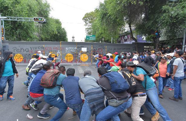La CNTE afectó a más de medio millón de ciudadanos: Canocope Servytur