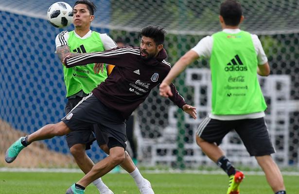 México se prepara para enfrentar al campeón del mundo
