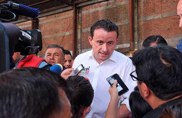Que no sientan pasos Alejandra Barrales y Ricardo Anaya y asuman su responsabilidad: Mikel Arriola