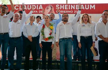 Se suman a Morena candidatos del partido Humanista