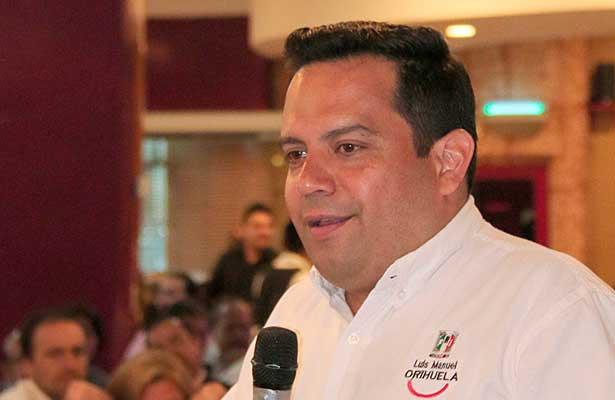 Respaldan mas de 300 empresarios de Tlalnepantla, propuesta en seguridad de Luis Manuel Orihuela