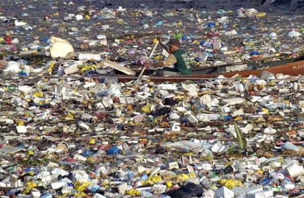 EL mundo consumo 5 billones de bolsas de plástico por año (ONU)