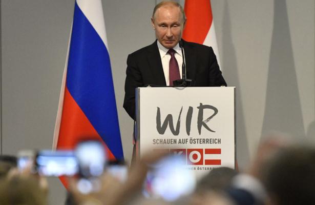"""Putin quiere que Rusia """"pelee hasta el final"""" en el Mundial"""