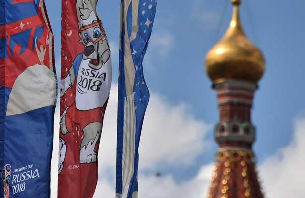 Rusia 2018 se abre al mundo